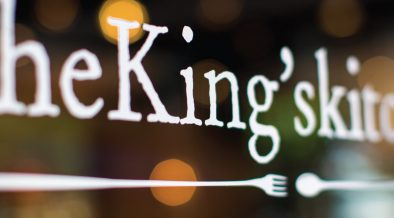 The King's Kitchen Restores Lives