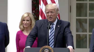 "Paula White-Cain, one of the ""Grassley Six,"" named to Trump Administration"
