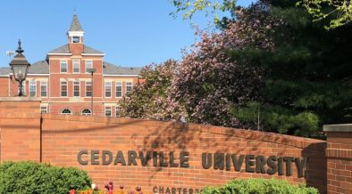 Cedarville Reinstates President White After Misconduct Investigation