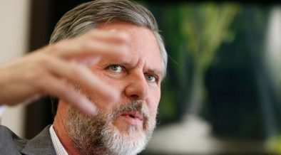 "Liberty President Falwell Apologizes for ""Offensive Image"""